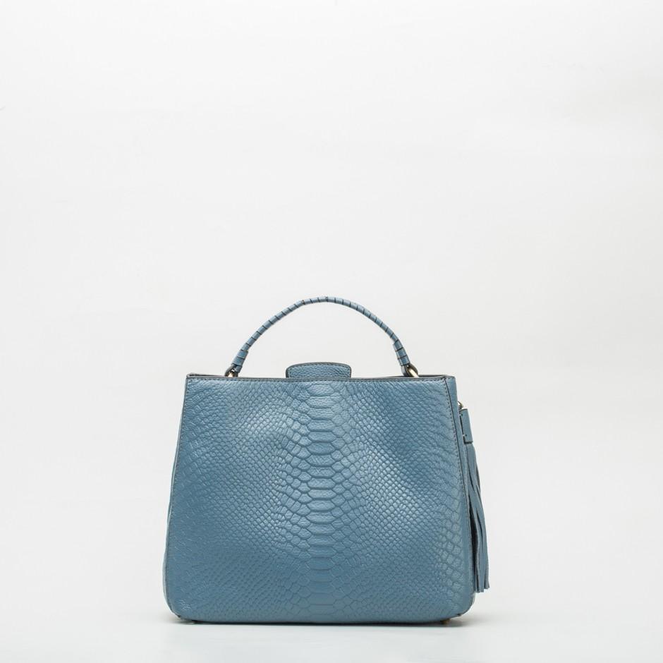 Bolso cuadrado blue
