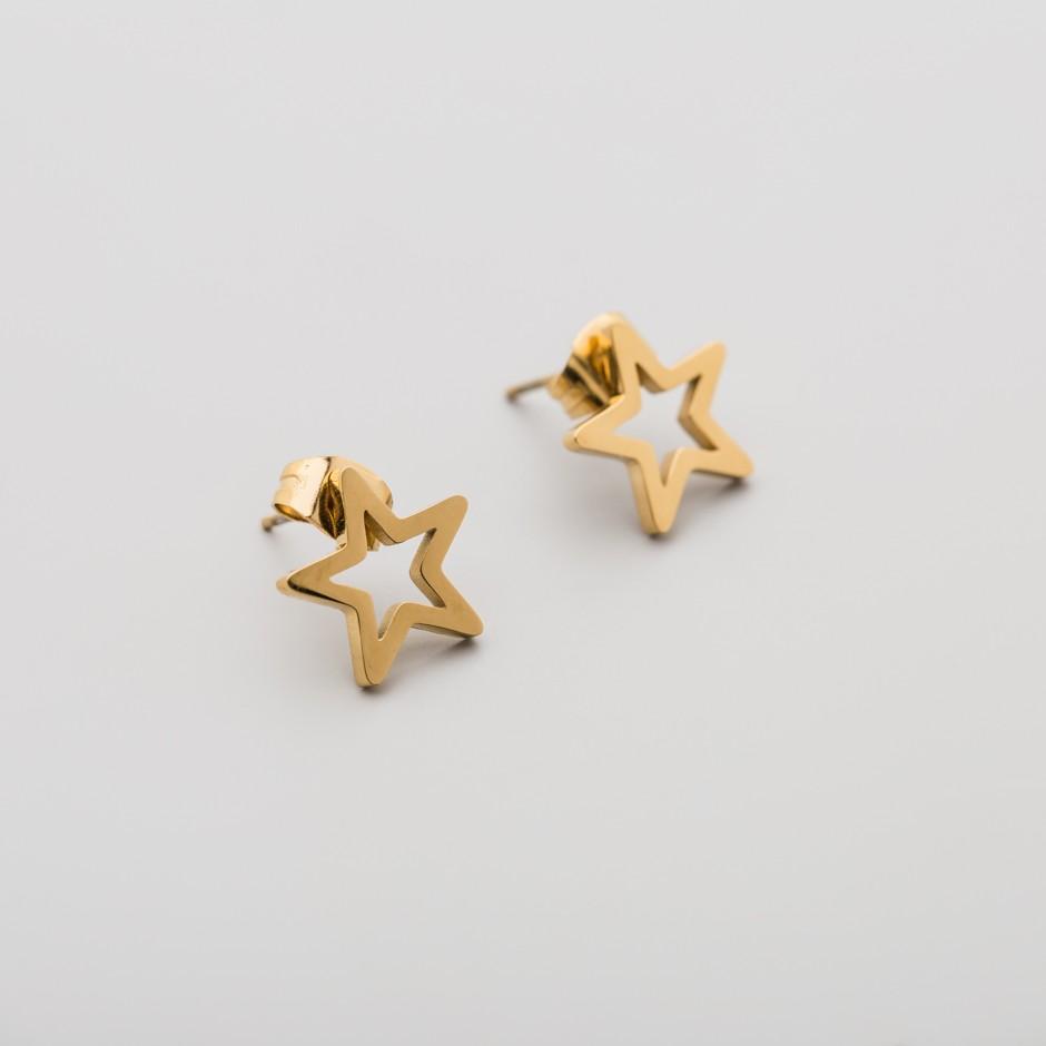 Pendiente LEAH star free