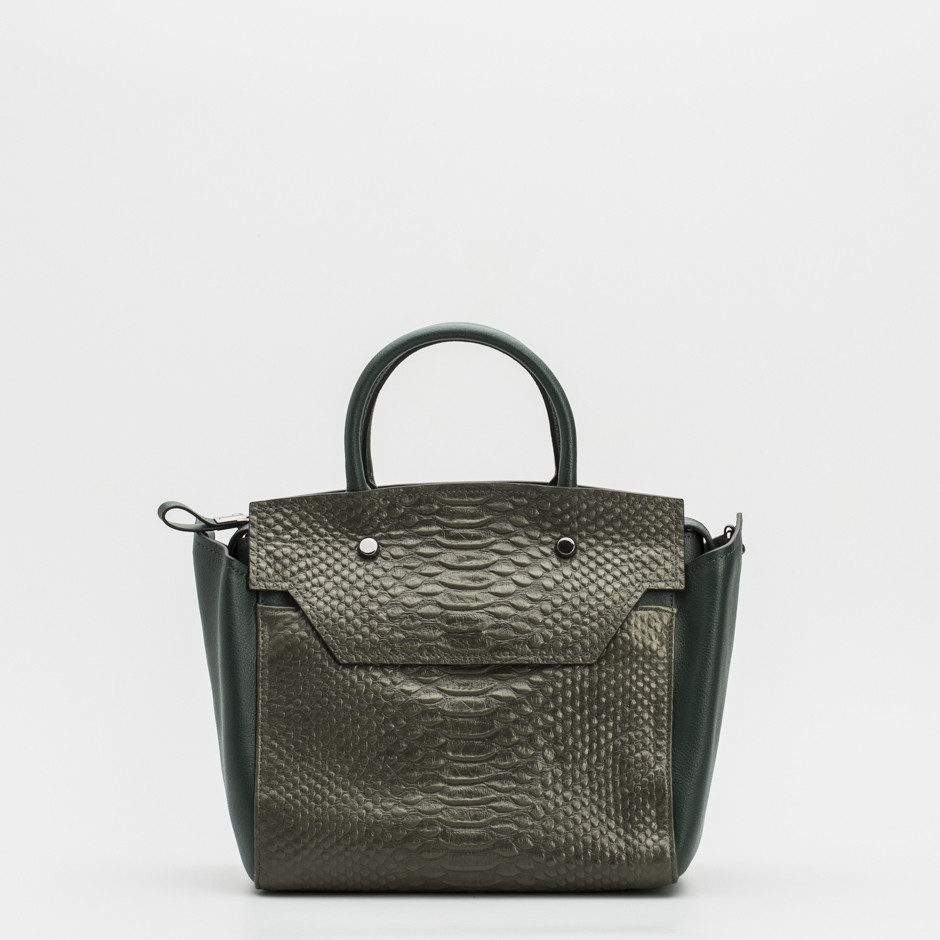 Bolso shoulder verde