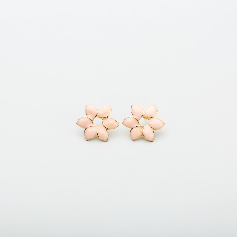 Pendiente flower nude