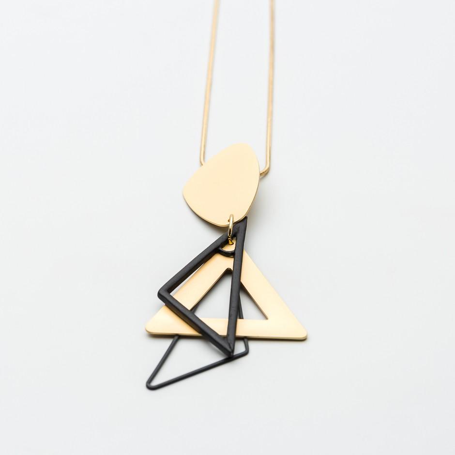 Colgante triángulos