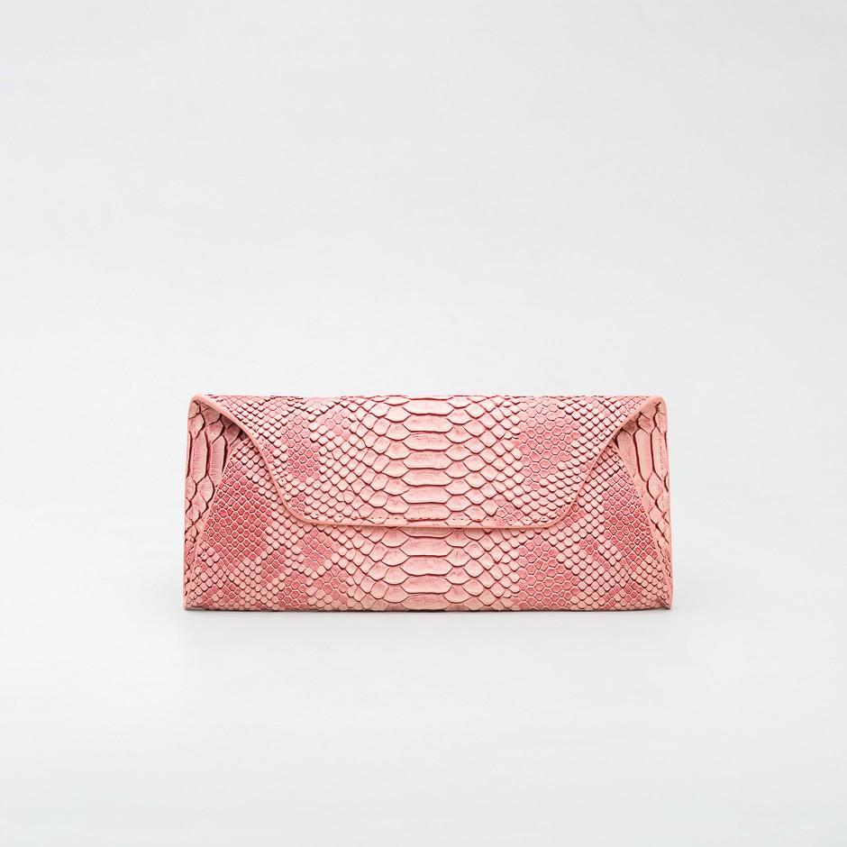 Cartera rosa mini