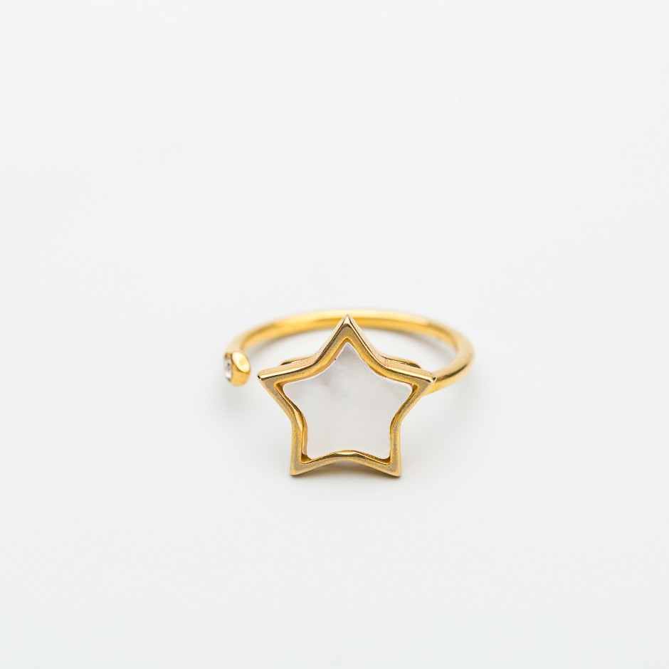 Anillo mini star
