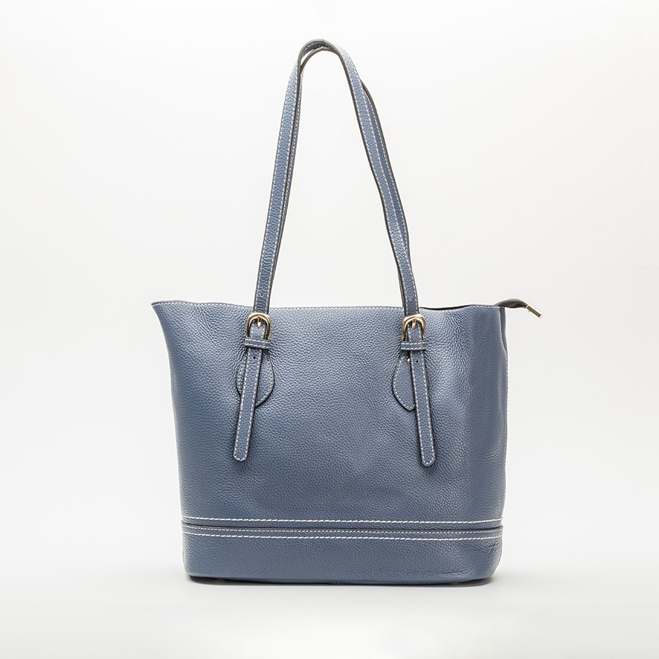 Bolso shopping blue