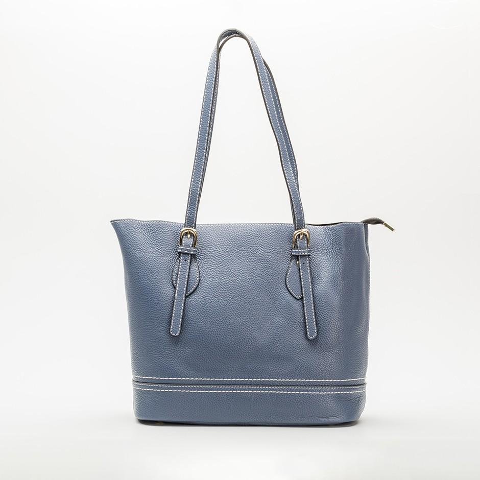 Bolso shopping blue