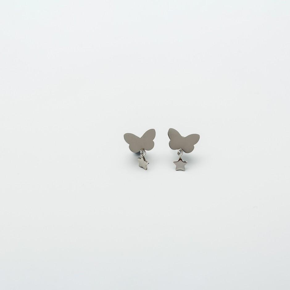 Pendiente MEDEA mariposa