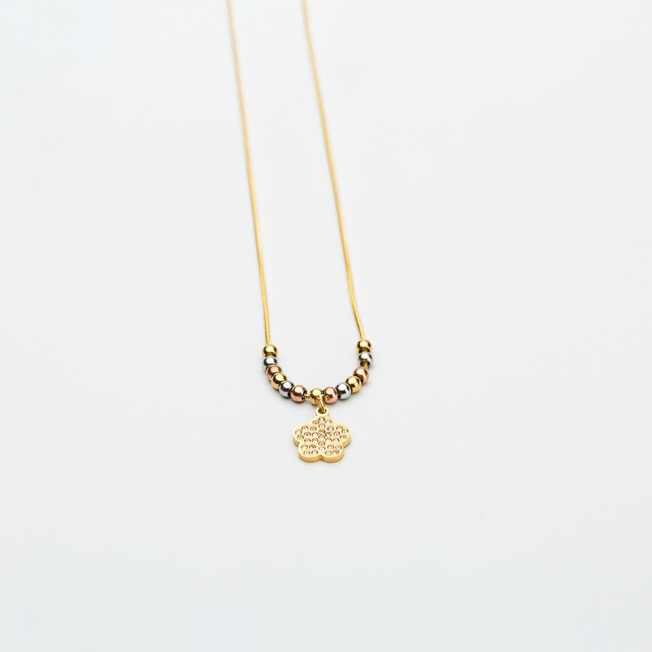 Colgante lyris flor mini