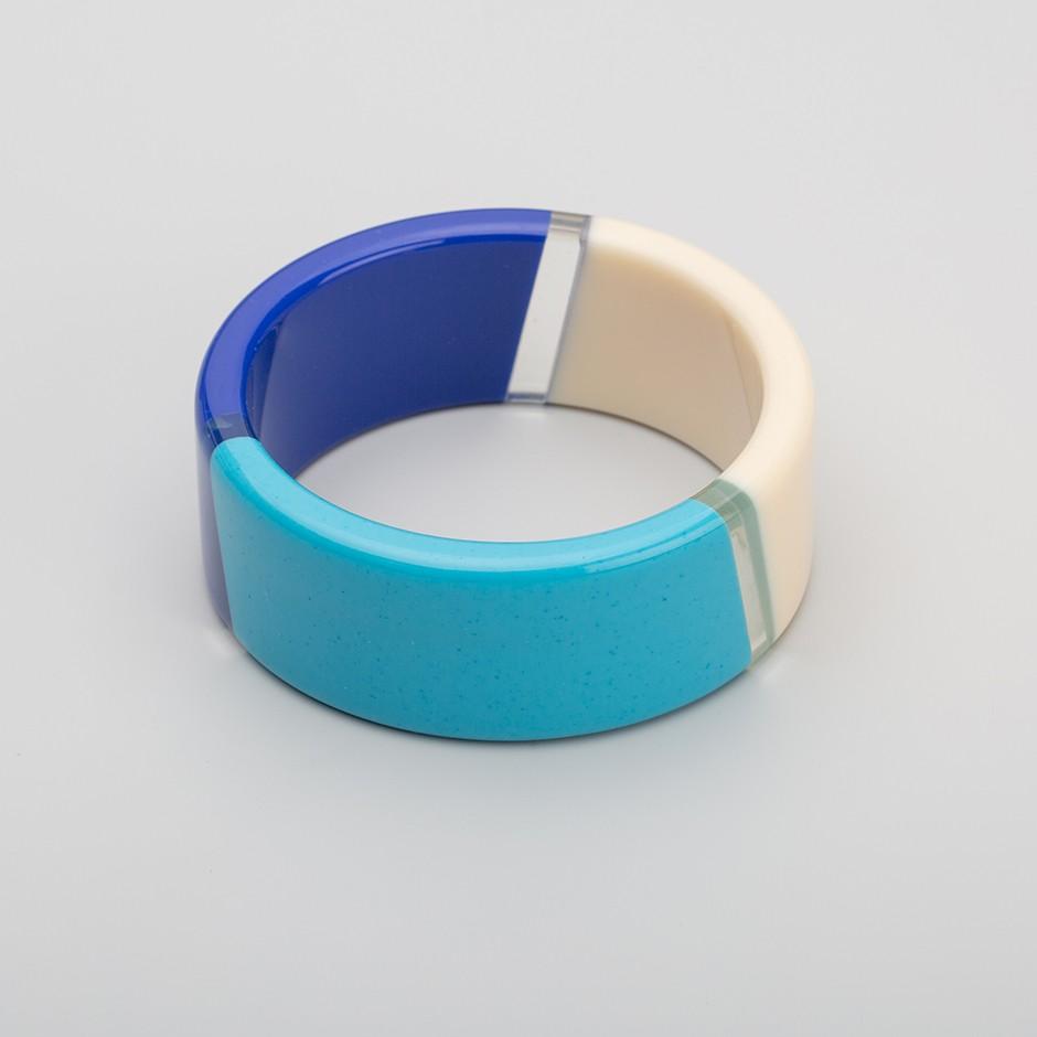 Brazalete trío blue