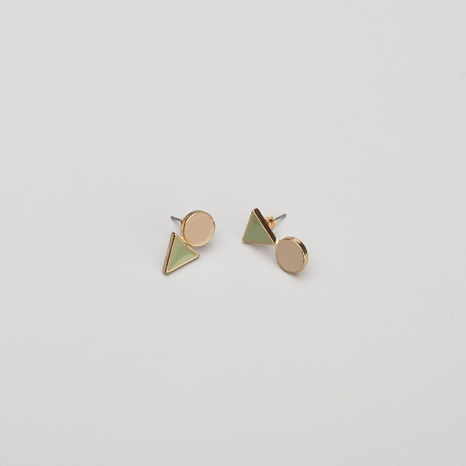 Pendiente geometría verde