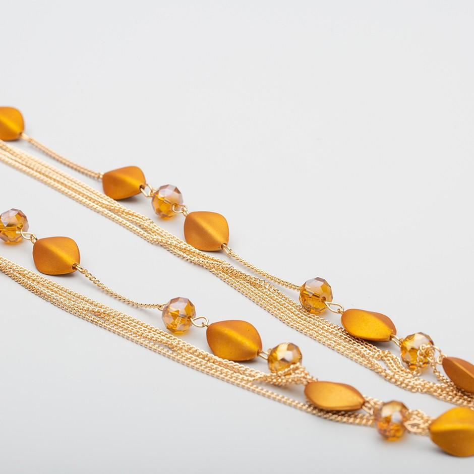 Collar cadena gold