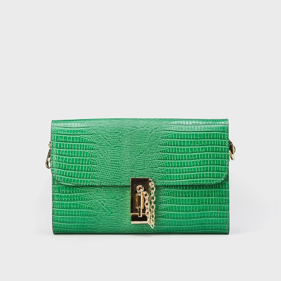 Bolso femme verde