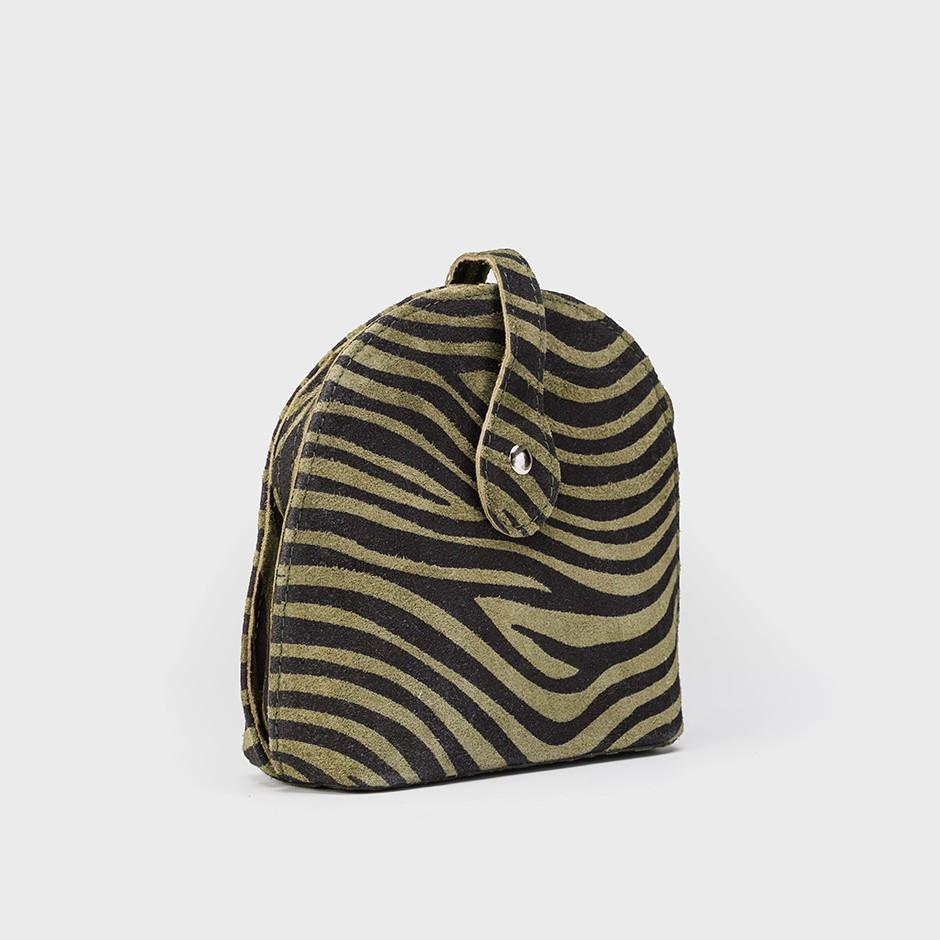 Bolso zebrato