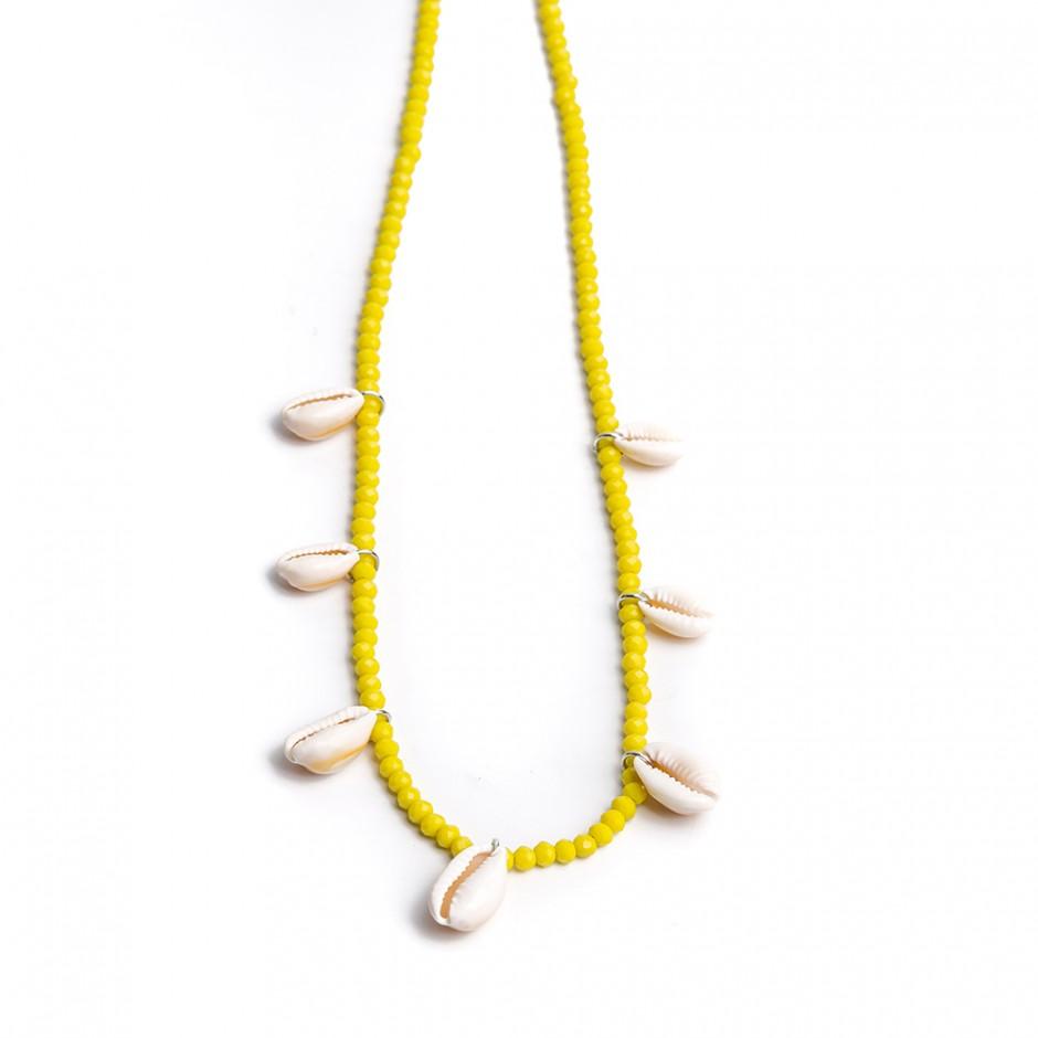 Collar arrecife amarillo
