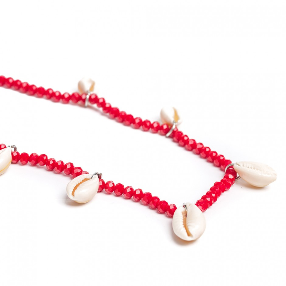 Collar arrecife rojo