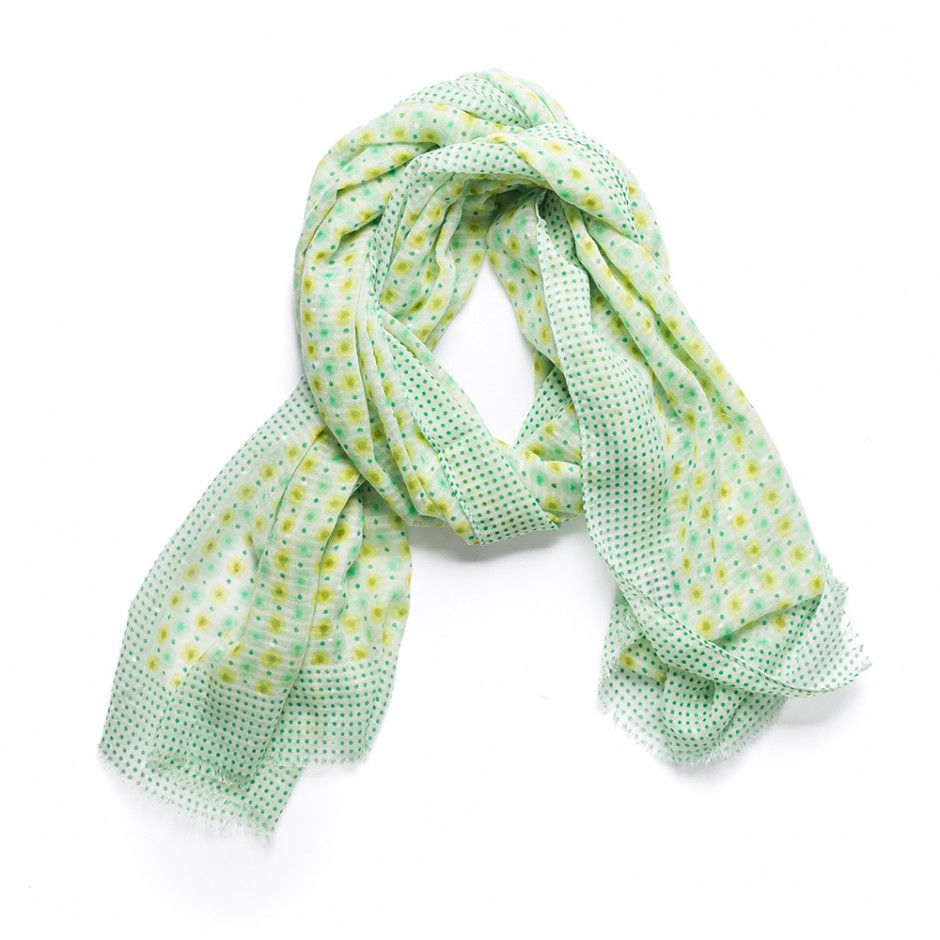 Pañuelo summer verde