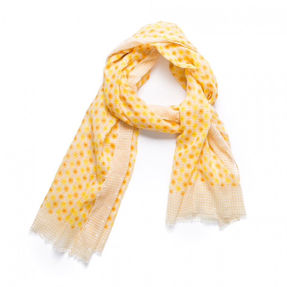 Pañuelo summer amarillo