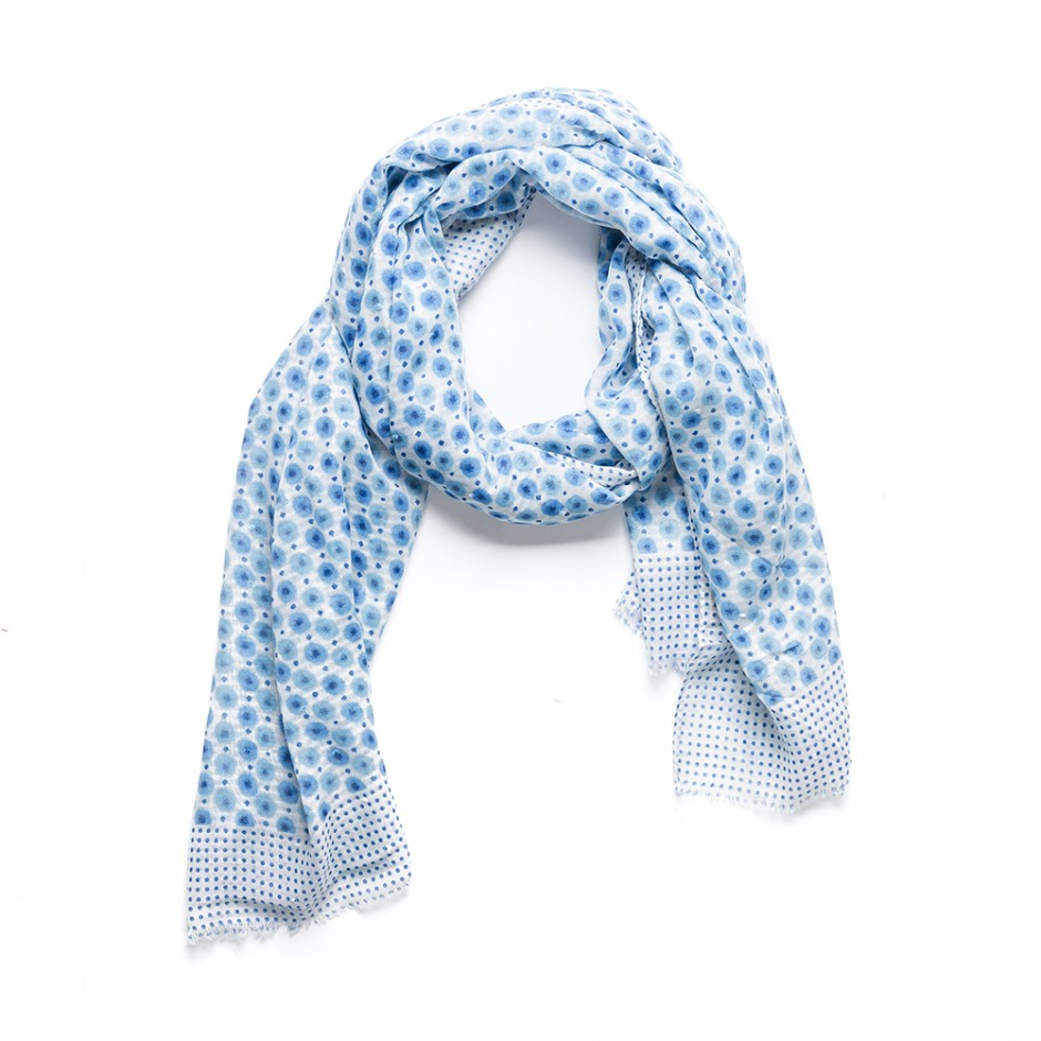 Pañuelo summer azul