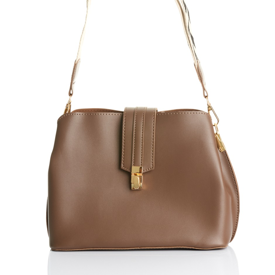 Bolso travel taupe