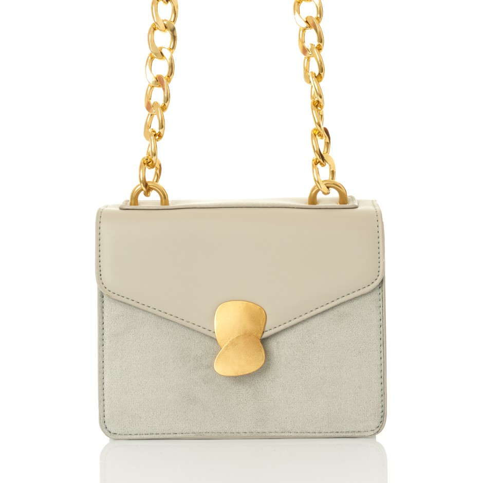 Bolso party gris