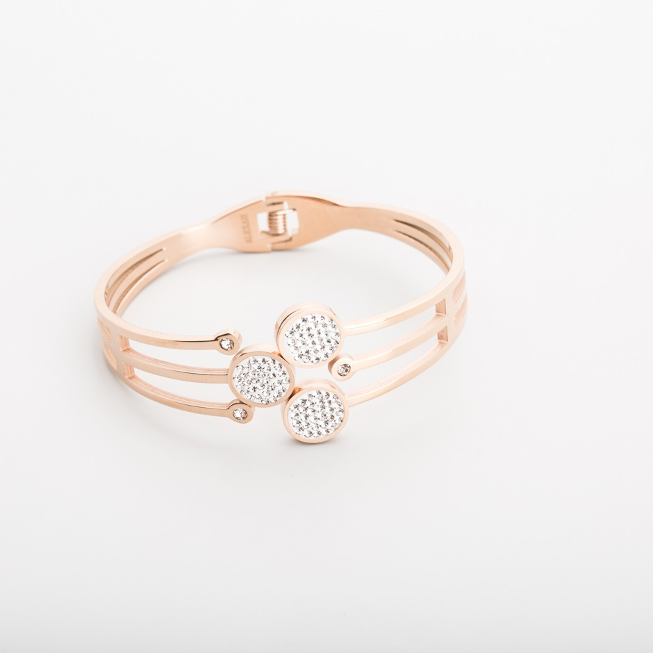 Brazalete LYRIS rosado