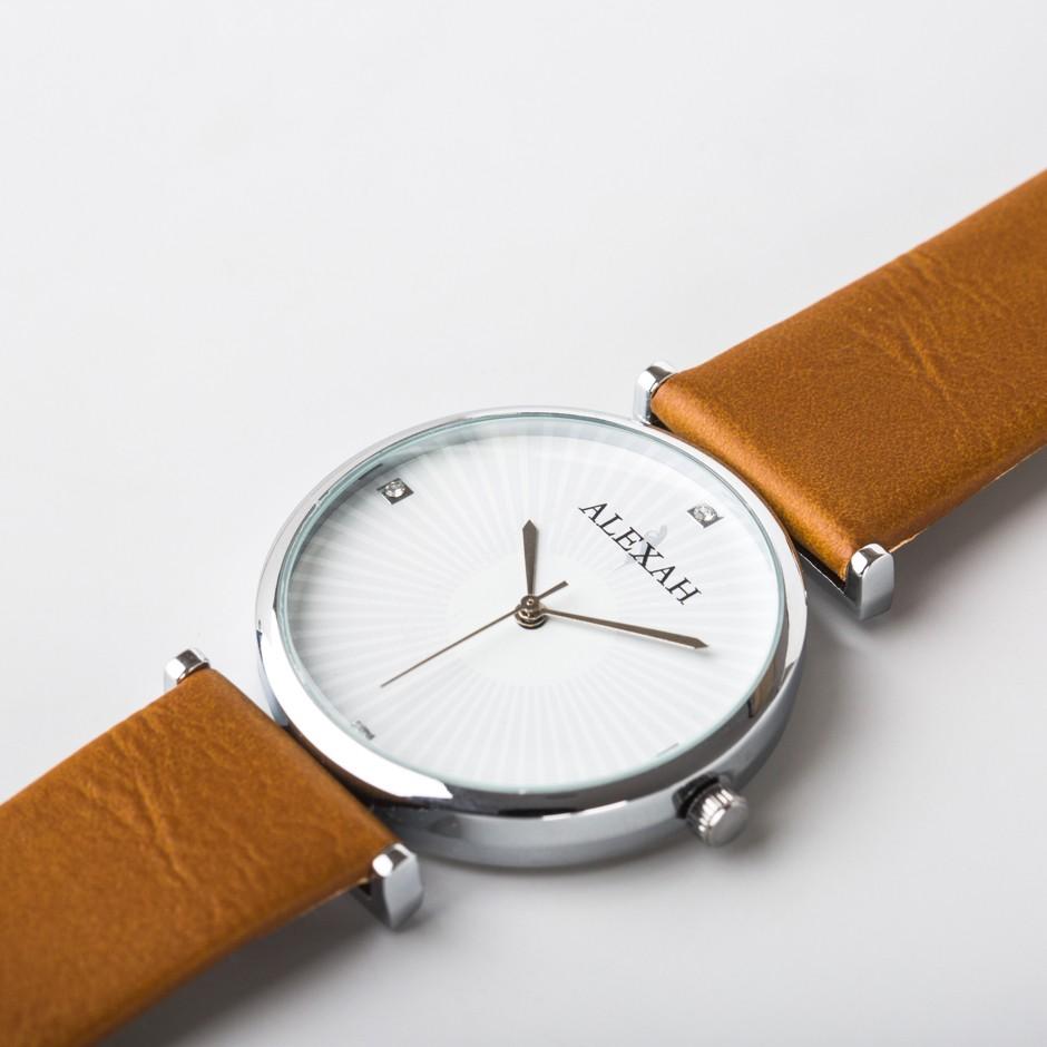 Reloj Damon marrón