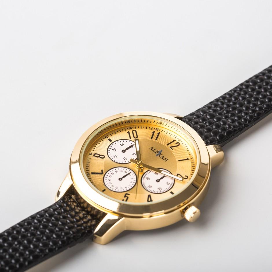 Reloj Neptune negro