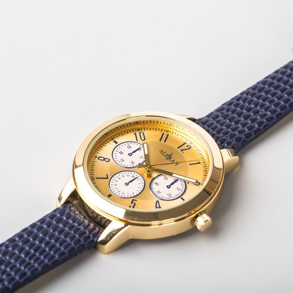 Reloj Neptune marino
