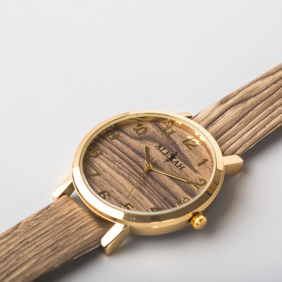 Reloj Stella marrón